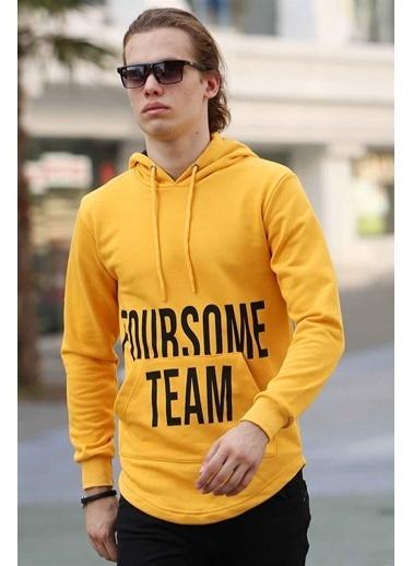 Madmext Sweatshirt Sarı